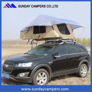 2017 New Car Offroad Tent for Car Camping Roof Top Tent pictures & photos