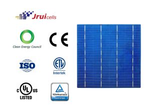 Pid Resistant High Efficiency Polycrystalline Silicon Solar PV Cells pictures & photos