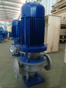 Vertical Stainless Steel Pump with CE Certificates pictures & photos