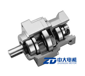 ZD Helical Gear Planetary Gearbox (400W Servo Motor) pictures & photos