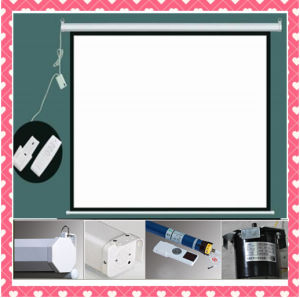 "300"" Projector Screen/Large Projection Screens/Electric Screen"