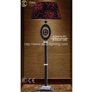 Classic Specific Crystal Floor Lamp (AQ-6674/FL) pictures & photos