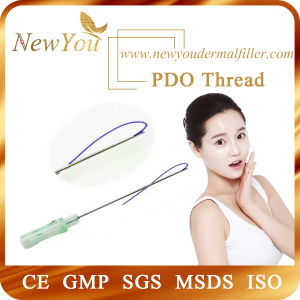 Hot Sale Pdo Lift Thread Medical Consumable Tornado Screw Pdo Lift Thread pictures & photos