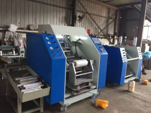 Ftrw-500 Casting Film Rewinding Machine pictures & photos