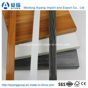 China High Glossy 1mm PVC Edge Banding for Cabinet - China PVC ...