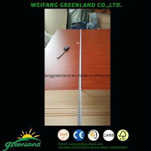 Melamine Laminated MDF with Wood Grains for Furniture pictures & photos