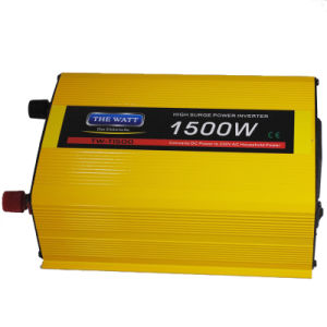 PV Inverter Power Star Inverter off Grid Inverter 1500W pictures & photos