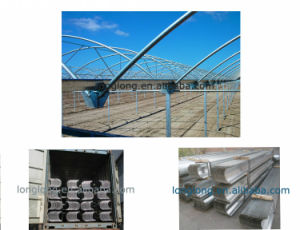 Roof Gutter for Greenhouse with 275G/M2 Zinc pictures & photos