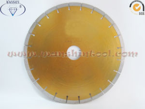 14′′ Quartz Diamond Saw Blade Diamond Tool pictures & photos