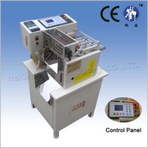 High Quality Heat Leather Belt Cutting Machine pictures & photos