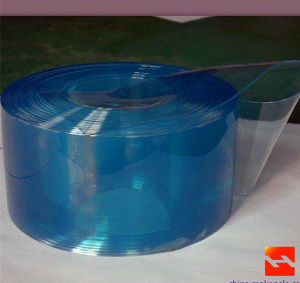 China PVC Strip Curtain Plastic Roll Curtain Supply pictures & photos
