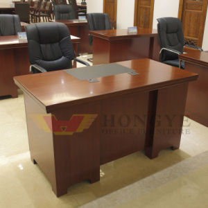 Commercial Small Office Furniture Desk Design Director Desk (HY-NO. 4) pictures & photos