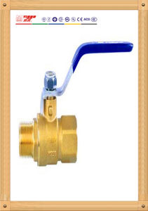 High-Quality Yuhuan Brass Ball Valve for Water