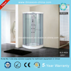 Massage Steam Complete Shower Room (BLS-9829 GREY) pictures & photos