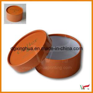 Orange Round Gift Box (XH-128)