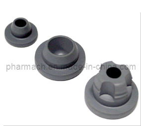 Phramceutical 13mm Butyl Rubber Stopper for Vial Cartridge Syringe pictures & photos