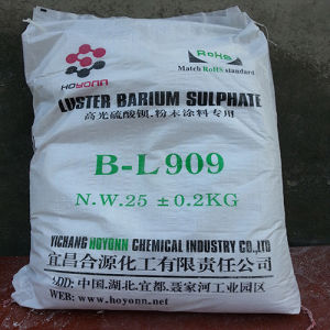 Factory Directly Supply Superfine Barium Sulphate for Paint Making