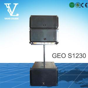 Geo S1230 Single 12′′ 2-Way Line Array Speaker Box pictures & photos