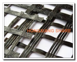 Polyester Geogrid for Coal Mine pictures & photos