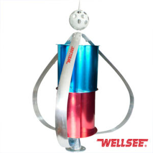 Wellsee Wind Turbine (Squirrel-Cage Small Squirrel-Cage Wind Turbine) (WS-WT 400W)