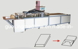 Paper Bag Bottom Guling Machine (GX-30)