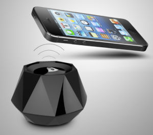 Newest The Diamond Shape Bluetooth Speaker with Hands Free Function