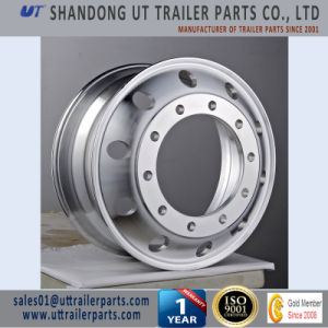 8.25X22.5 Forged Aluminum Alloy Wheel Rim for Truck and Trailer pictures & photos