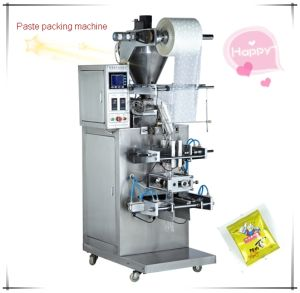 Automatic Semi-Fluid Packing Machine Paste Packing Machine pictures & photos