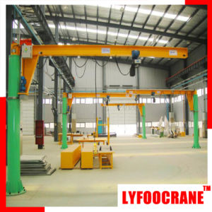 1t Slewing Jib Crane with Ce Certificated pictures & photos