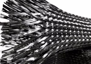 Carbon Fiber Braided Sleeve Cable Sleeve Tube pictures & photos