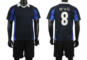 Soccer Sportswear Type 100%Polyester Soccer Training Shirt pictures & photos