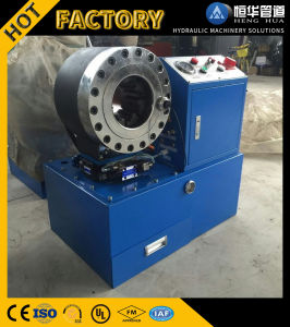 Good Product Hydraulic Hose Press Machine in China pictures & photos
