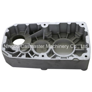 A356 T6 Aluminum Low Pressure Casting Disel Engine Body