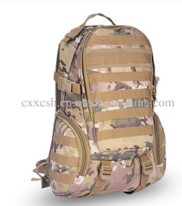 55L Military Camo Backpack, Desert Camo Backpack, Military Backpack pictures & photos