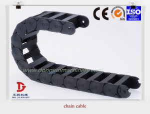 High Quality Plastic Cable Drag Chain Make in China