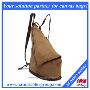 Chic Fashion Leisure Canvas Backpack Rucksack (SBB-032) pictures & photos