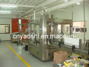Cooking Oil Filling Machine, Vegetable Oil Filler pictures & photos