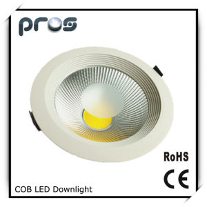 15W COB LED Down Light Ceiling Lighting Recess pictures & photos