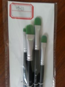 Artist Paint Brush for Acrylic, Oil, Watercolors (SF-09033) pictures & photos