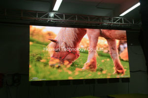 LED Video Curtain with Magnetic Assembly P6 P4 Galaxias Huasun pictures & photos