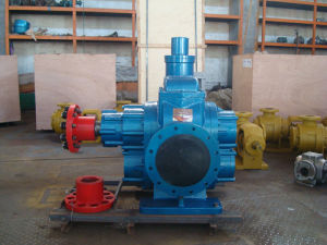 KCB5400 Big Capacity Electric Fuel Transfer Gear Pump pictures & photos