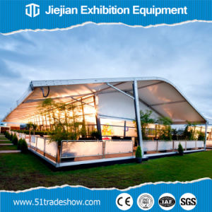 Temporary Huge Glass Outdoor Exhibition Tent pictures & photos