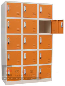 Good Quality Steel Storage Cabinet Furniture for Office School pictures & photos