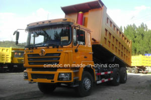 Shacman Heavy Duty Truck 6*4 Tipper Truck pictures & photos
