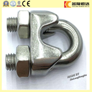 DIN741 Galvanized Screw Wire Rope Clip pictures & photos