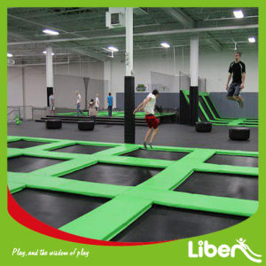 Indoor Kids Professional Large Jump Trampoline pictures & photos