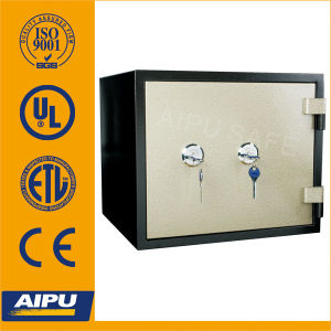 UL 1 Hour Fireproof Safe with Two Key Lock (FJP-30-1B-KK) pictures & photos