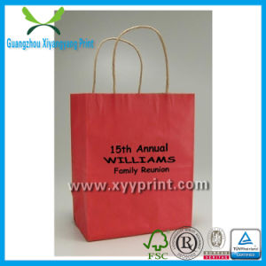 Washable Kraft Paper Valve Bag Wholesale Machine Plastic Coated Kraft Paper Bag Without Handle pictures & photos
