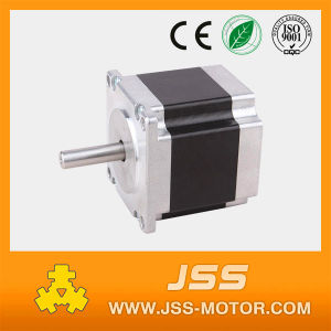 NEMA 23 Single Shaft Stepper Motor with 0.9 Degree/Step pictures & photos