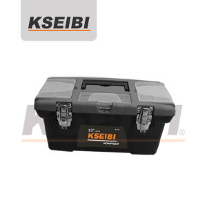 Plastic Tool Box with Steel Lock 13′′-Kseibi pictures & photos